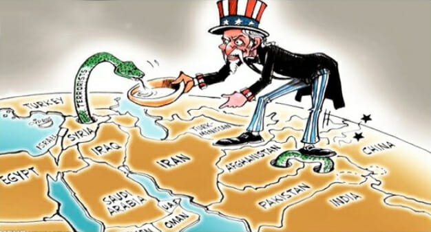 Müttefiki ABD olanın…