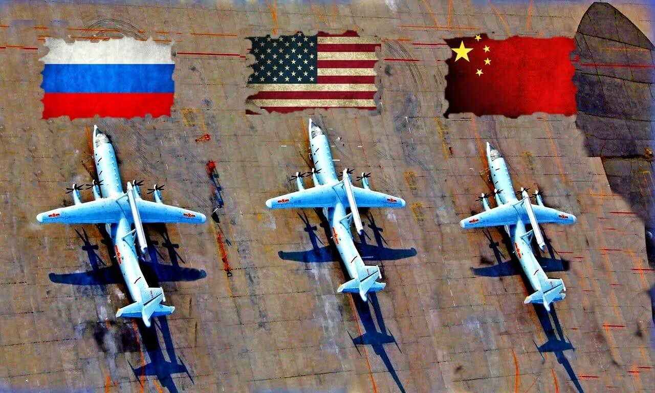 ABD, Rusya ve Çin'in Paylaşım Savaşı